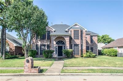 Mesquite Single Family Home For Sale: 2315 Springfield Drive