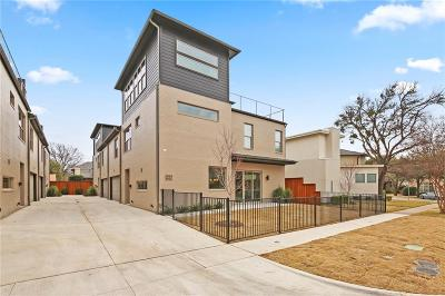 Dallas County Multi Family Home For Sale: 3704 W Beverly Drive