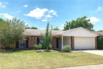 Allen Single Family Home Active Option Contract: 624 Valley View Drive