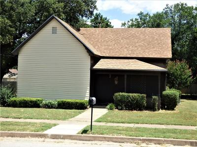 Eastland TX Single Family Home For Sale: $68,500