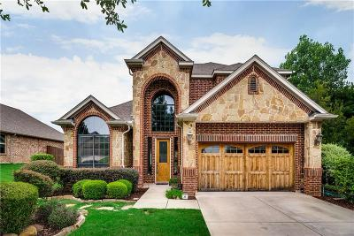 Azle Single Family Home For Sale: 404 Corriente Trail
