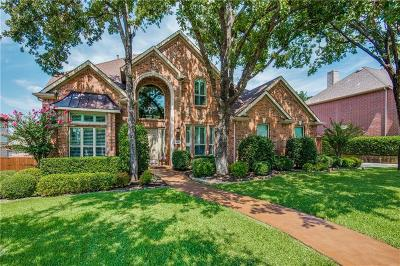 Highland Village Single Family Home For Sale: 4126 Abigail Drive