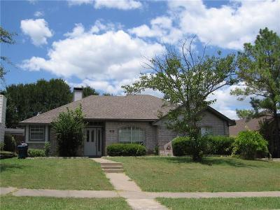 Seagoville Single Family Home For Sale: 1321 Riverview Lane