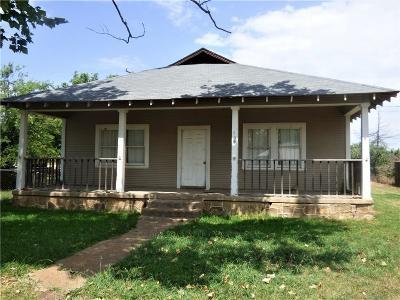 Eastland County Single Family Home For Sale: 705 N Marston Street