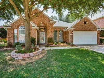 Collin County Single Family Home Active Option Contract: 5704 Belle Chasse Lane