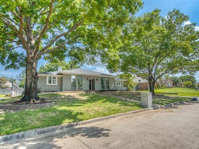 Trophy Club Single Family Home Active Option Contract: 1108 Berkshire Court