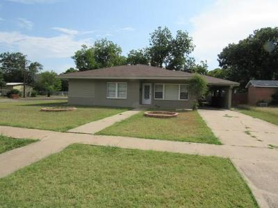 Brownwood Single Family Home For Sale: 2211 1st Street