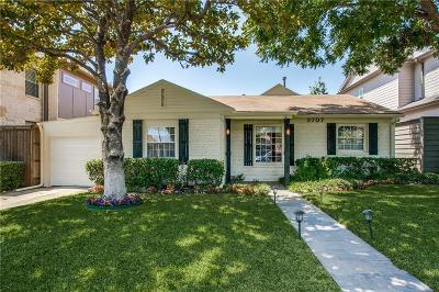 Single Family Home For Sale: 3707 N Versailles Avenue