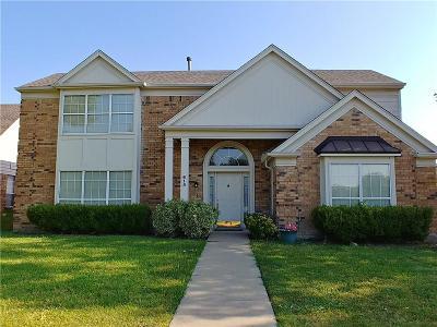 Allen Single Family Home For Sale: 615 E Ridge Street