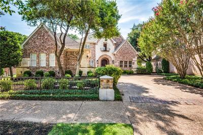 Southlake Single Family Home For Sale: 604 Regency Crossing