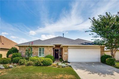 Denton TX Single Family Home For Sale: $245,000