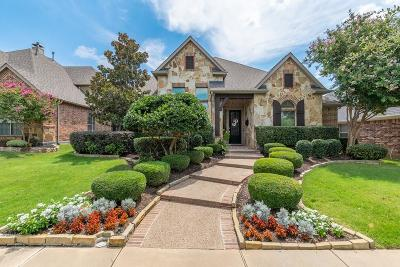 Lewisville Single Family Home Active Contingent: 429 S Hampton Court