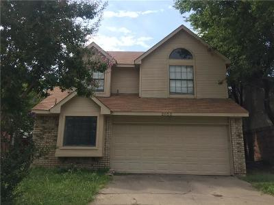 Lewisville Single Family Home Active Option Contract: 2052 Wanderlust Drive