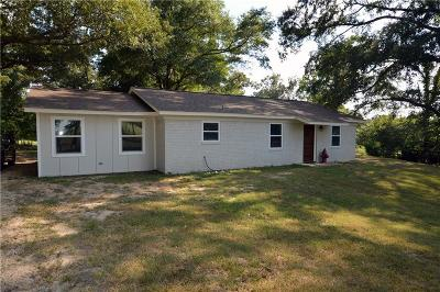 Sulphur Springs TX Single Family Home Active Contingent: $154,900