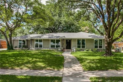 Richardson Single Family Home For Sale: 407 E Tyler Street