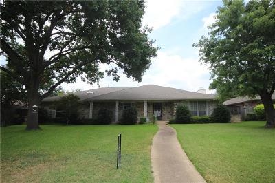 Single Family Home For Sale: 4043 Flintridge Drive