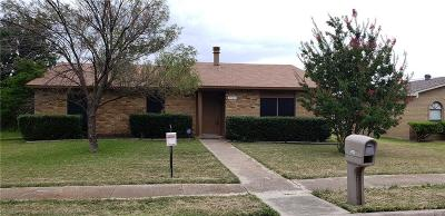 Plano Single Family Home For Sale: 3920 Dickens Drive