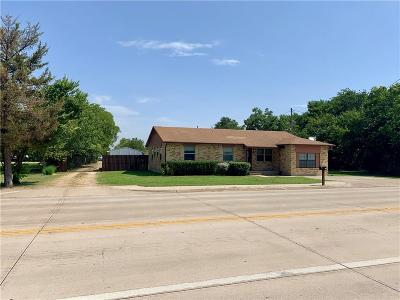 Red Oak Single Family Home Active Option Contract: 105 E Red Oak Road
