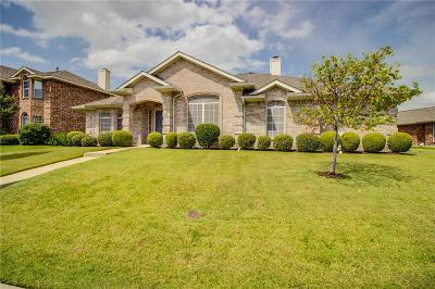 Rockwall Single Family Home For Sale: 1625 Ashbourne Drive