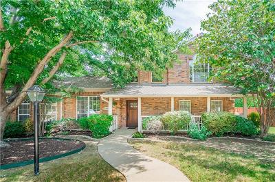 Allen Single Family Home For Sale: 1300 Woodmoor Drive