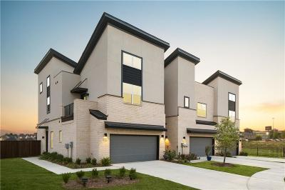 Irving Townhouse For Sale: 4315 Hebron Street