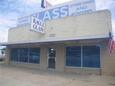 Weatherford Commercial For Sale: 1220 Mineral Wells Highway