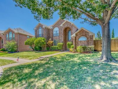 Allen Single Family Home For Sale: 600 Harvest Mountain Court