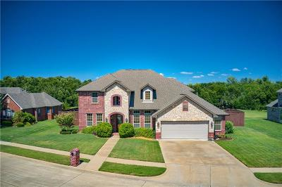 Wylie Single Family Home For Sale: 1000 Tyler Trail