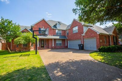 Allen Single Family Home For Sale: 2014 Briarbrook Lane