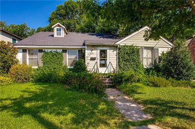 Single Family Home For Sale: 6045 Reiger Avenue
