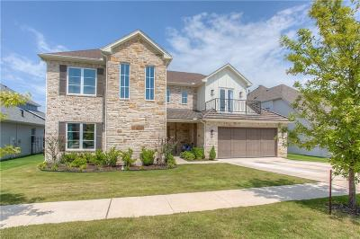 Aledo Single Family Home For Sale: 333 Creekview Terrace