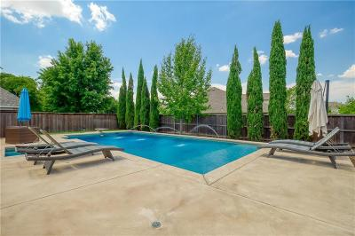 McKinney Single Family Home Active Option Contract: 2500 White Owl Drive