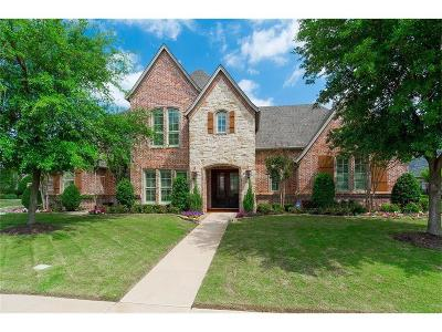 Colleyville Single Family Home Active Option Contract: 6732 St Moritz Parkway