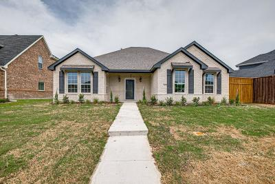 Rowlett Single Family Home For Sale: 8409 Willowbrook Drive