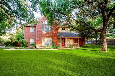 Weatherford Single Family Home For Sale: 801 Fm 1708 Road