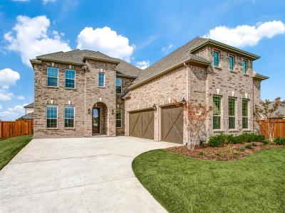 Celina Single Family Home For Sale: 4421 Ginger Road