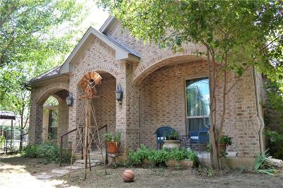 Palo Pinto County Single Family Home Active Option Contract: 352 Dunn Drive