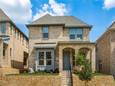 Flower Mound Single Family Home For Sale: 1274 Ocean Breeze Drive