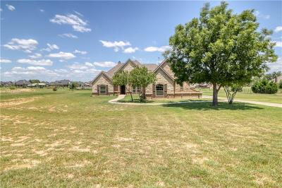 Springtown Single Family Home Active Contingent: 2993 Knob Road