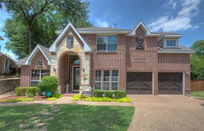 Grand Prairie Single Family Home For Sale: 660 Links View Court