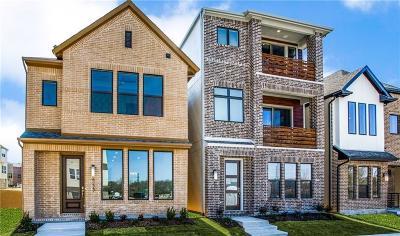 Single Family Home For Sale: 8227 Laflin Lane