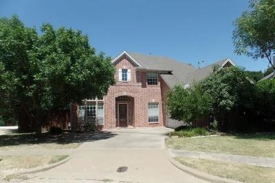 Rowlett Single Family Home For Sale: 4409 Brittany Drive