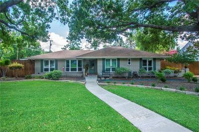 Richardson Single Family Home For Sale: 406 W Shore Drive