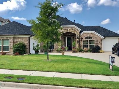 Rockwall Single Family Home For Sale: 1584 Edmondson Trail