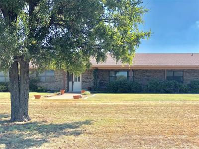 Comanche County Single Family Home For Sale: 1251 County Road 404