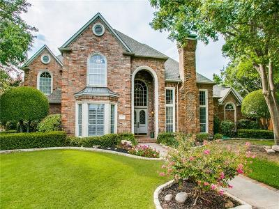 Plano TX Single Family Home For Sale: $725,000