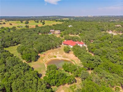 Weatherford Single Family Home For Sale: 117 Redtail Court