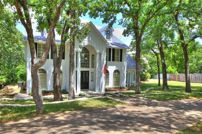 Southlake Single Family Home For Sale: 4515 Homestead Drive