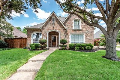 Carrollton Single Family Home For Sale: 1640 Thomas Lane