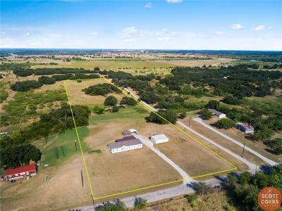 Brownwood Single Family Home Active Option Contract: 225 County Road 198